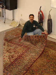 Las Cruces Rug Cleaning