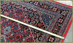 We Preinspect Every Oriental Rugs Before Cleaning