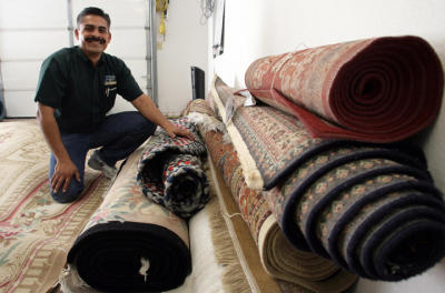 Las Cruces Area Rug Cleaning
