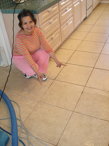 Las Cruces Tile Cleaning
